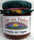 Mirabellen - Fruchtaufstrich mit Ingwer