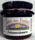 Johannisbeer Fruchtaufstrich (rot)