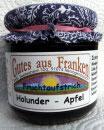 Holunder - Apfel Fruchtaufstrich