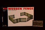 Holzzaun - WoodenFence