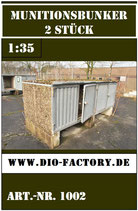 Munitionsbunker 1:35