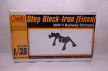 Stop Block - Eisen