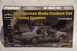 70´s German made Civilian Car w/ living Supplies