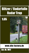 Radar Falle / Radar Trap in 1:35