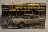 70´s German made Civilian Car w/ IED Accessories