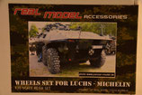 SPz Luchs Michelin Wheels Set