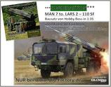 MAN 7 to. LARS 2 - 110 SF incl. WalkAround Foto-DVD