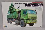 Russian Pantsir S1 Missle System