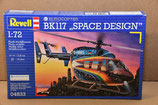 "BK-117 Helicopter ""Space Design"""