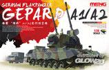 Flak-Pz Gepard A1/A2