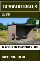 Buswartehaus 1:35
