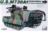 M 730 A1 Chaparral - Air Defence Missile System