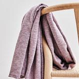 Organic Slub Jacquard Knit