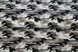 Popeline - Camouflage