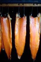 Hausgeräucherter Schottischer Lachs