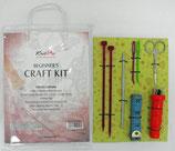 Starter Set für Kinder von knitpro - Knit Pro Beginner's craft knit