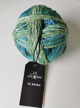 XL Klecks - 2432 green tea