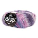 Super Kid Silk Print - 1004 Lavendel