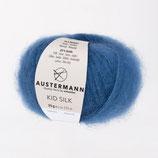Kid Silk -  37 taubenblau