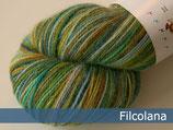 indiecita handdyed - 507 earth sea