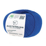 Merino 160 - 264 electric blue
