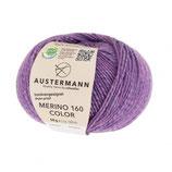 Merino 160 color - 1219 flieder