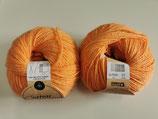 Cotton Merino 170 m - aprikose / fb 23