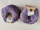 Cotton Merino 170 m - lila Dunst / fb 35