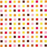 Heaven and Helsinki, Patty Young, quadrate, Orange- und Brauntöne, 10017050712