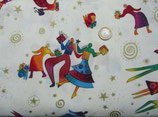 Holiday Collection, Laurel Burch, Clothworks 10260050511