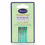 Superior Topstitch Maschinen Nadeln  70/10, 5 Stück