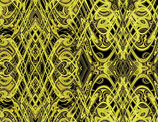 Kismet Flash Dance Lime, Paula Nadelstern, Benartex 04067350617