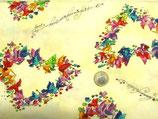 Flying Colors, Laurel Burch, Clothworks 08468550611