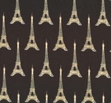 I dream of Paris, 2501-488, Eifelturm, Stof, 01538050714