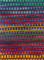 Bunter Farbverlauf, Batik, Anthology Fabrics, 01172550817