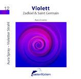 Aura-Essenz violetter Strahl