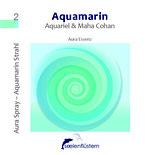 Aura-Essenz aquamarinfarbener Strahl