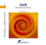 Aura-Essenz goldener Strahl