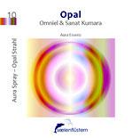 Aura-Essenz opalfarbener Strahl