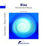 Aura-Essenz blauer Strahl