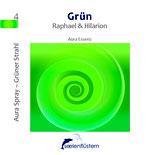Aura-Essenz grüner Strahl