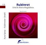 Aura-Essenz rubinroter Strahl