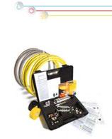 Kit per impianti acqua - solare - gas