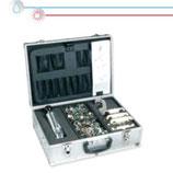 """""""PLUS"""" Kit con attrezzo manuale di flangiatura per tubi CSST"""