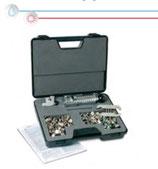 """""""VG-KIT"""" Kit con attrezzo manuale di  flangiatura per tubi CSST"""
