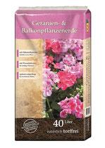 oar - Geranien- & Balkonpflanzenerde