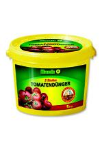 Hack 2 Stufen Tomatendünger NPK 16-8-13 + 2%MgO im 1kg Eimer