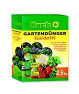 """Hack Universal-Gartendünger """"Gardafit"""" NPK 7-5-8 + 2% MgO in der 2,5kg Schachtel"""
