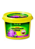 Hack 2 Stufen Rhododendrondünger NPK 18-7-11 + 2%MgO im 1kg Eimer
