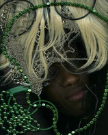 Portrait & Beads 6